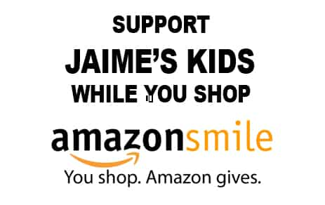 We are now an Amazon Smile charity